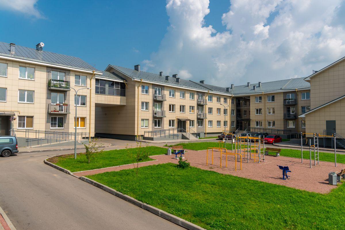 продажа квартир Солнечный квартет 1