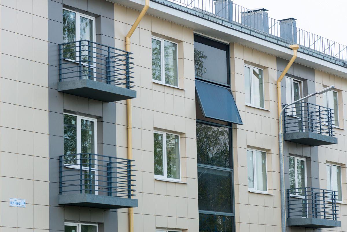 жилой комплекс Солнечный квартет 1