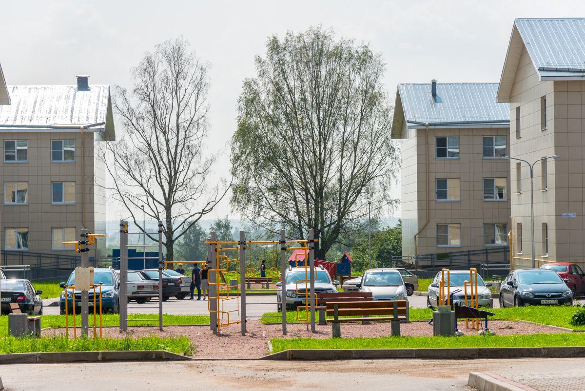 купить квартиру в ЖК Солнечный квартет 1