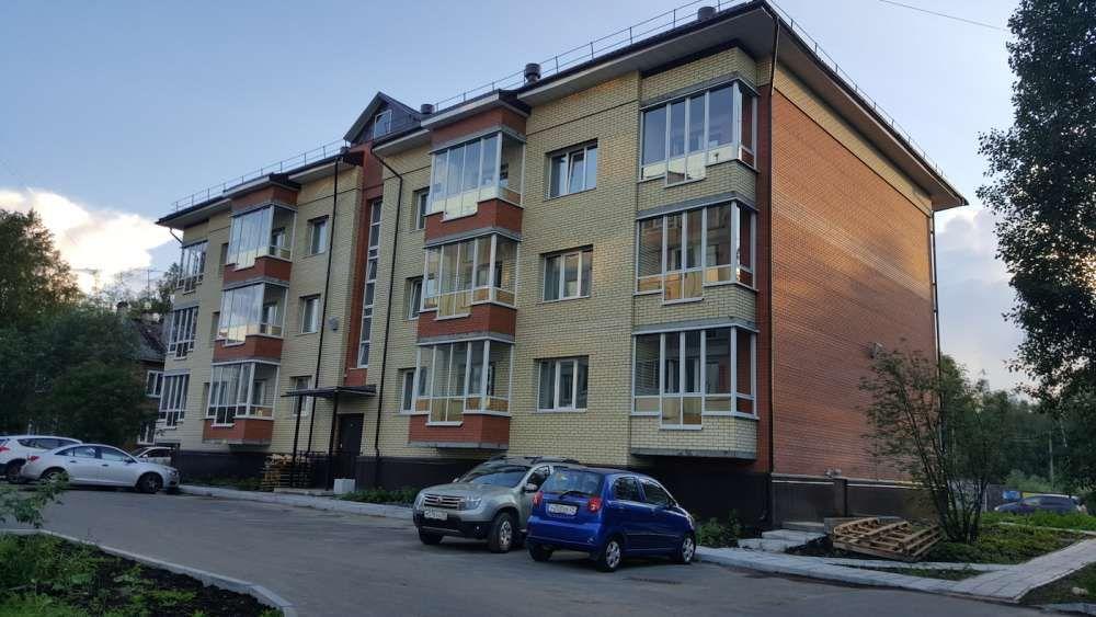 жилой комплекс Дом на розочке