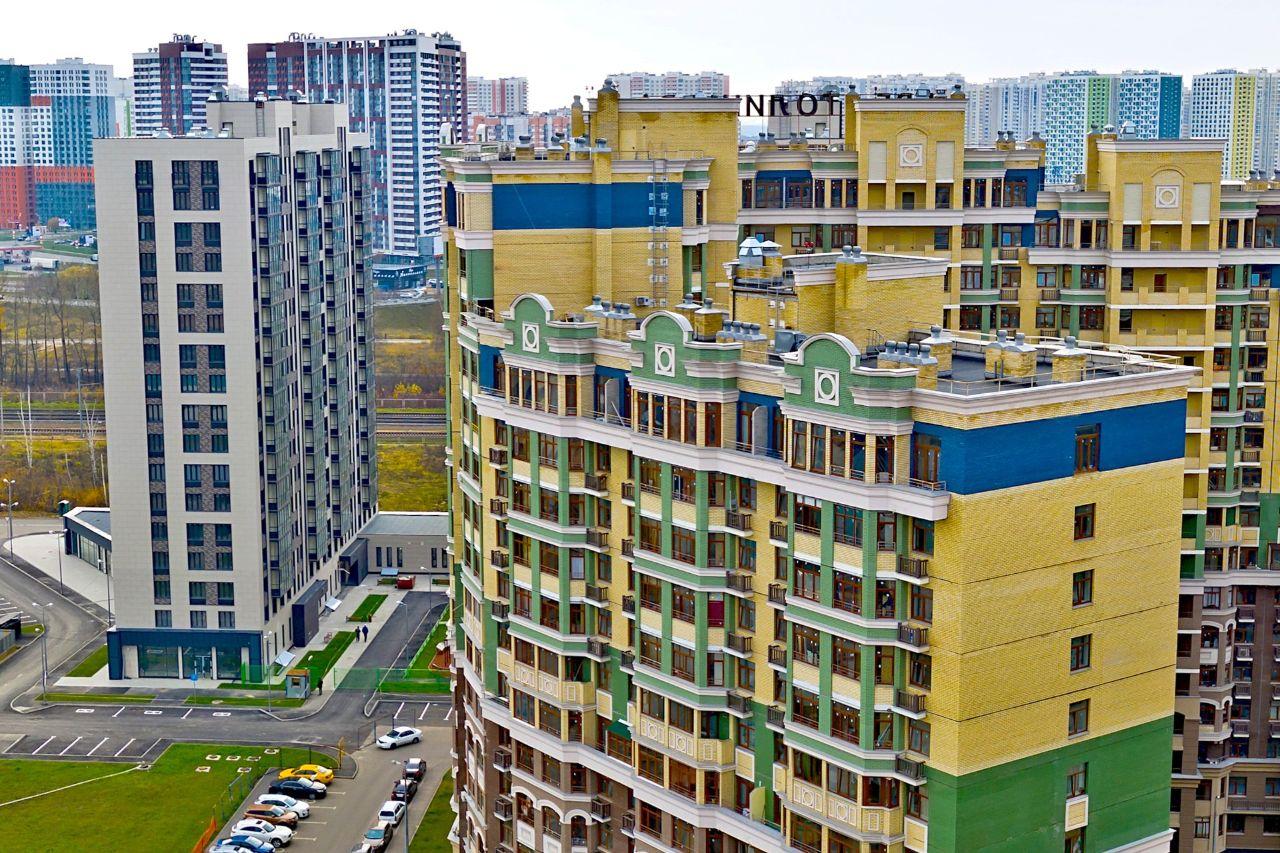 жилой комплекс Две столицы