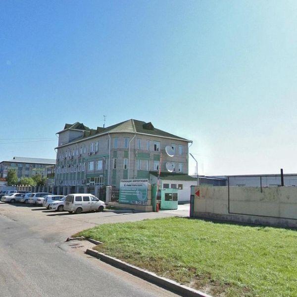 Офисное здание на ул. Хабаровская, 8