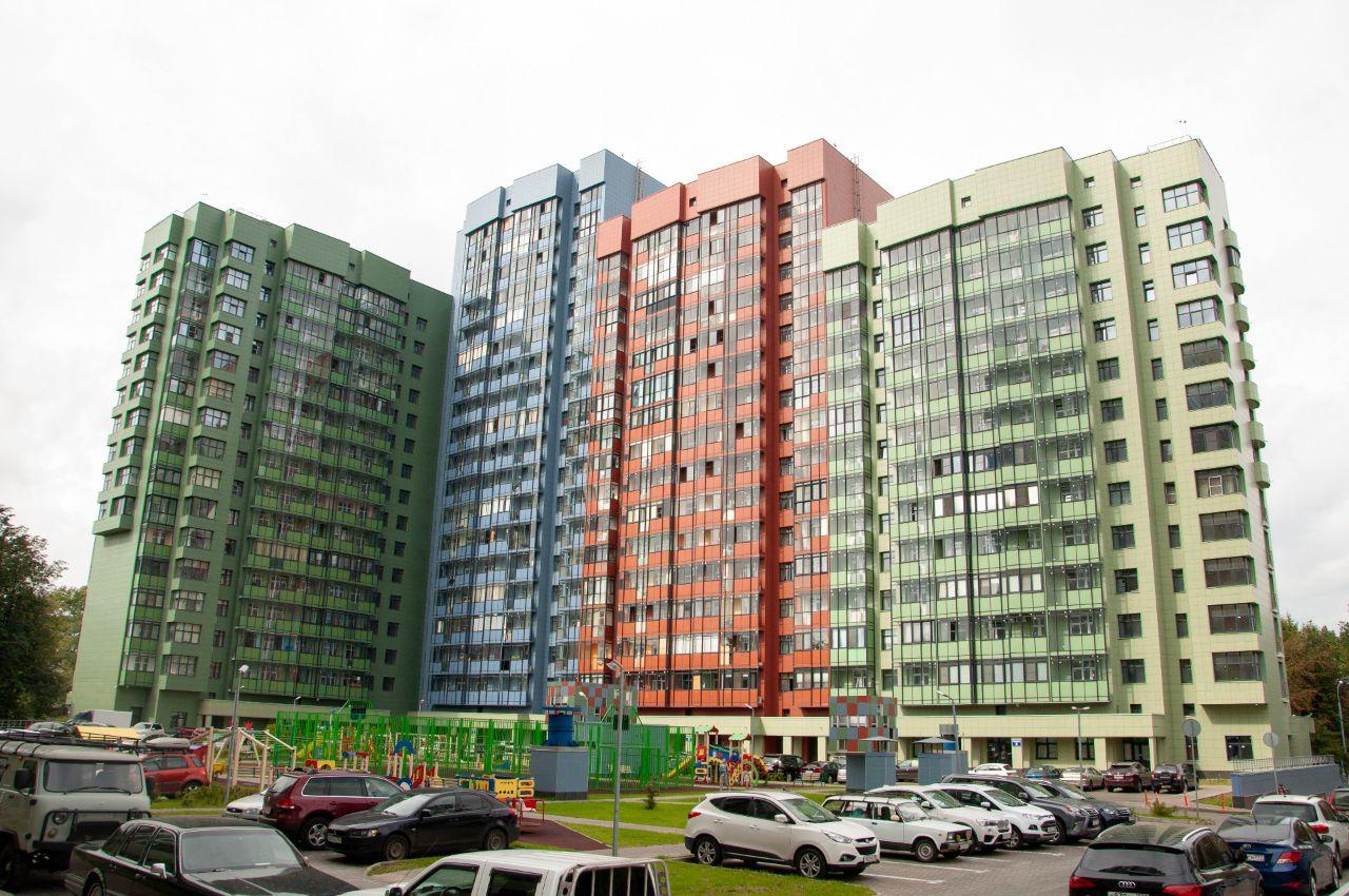 купить квартиру в ЖК На Циолковского