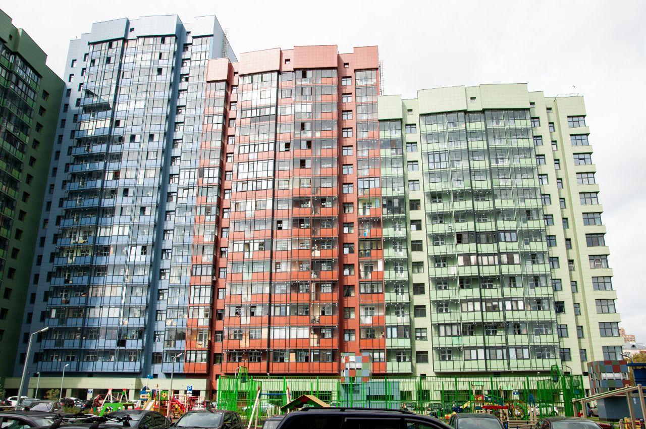 жилой комплекс На Циолковского