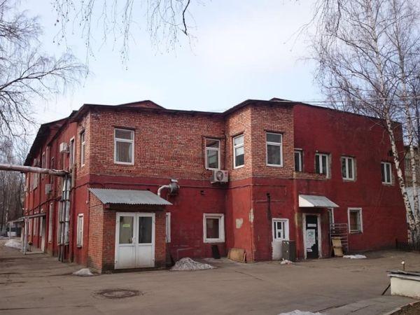 Отдельно стоящее здание на ул. Никитинская, 5А