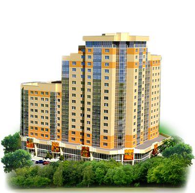 жилой комплекс ул. Ленина