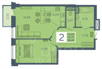Квартал Набережных (2 очередь)