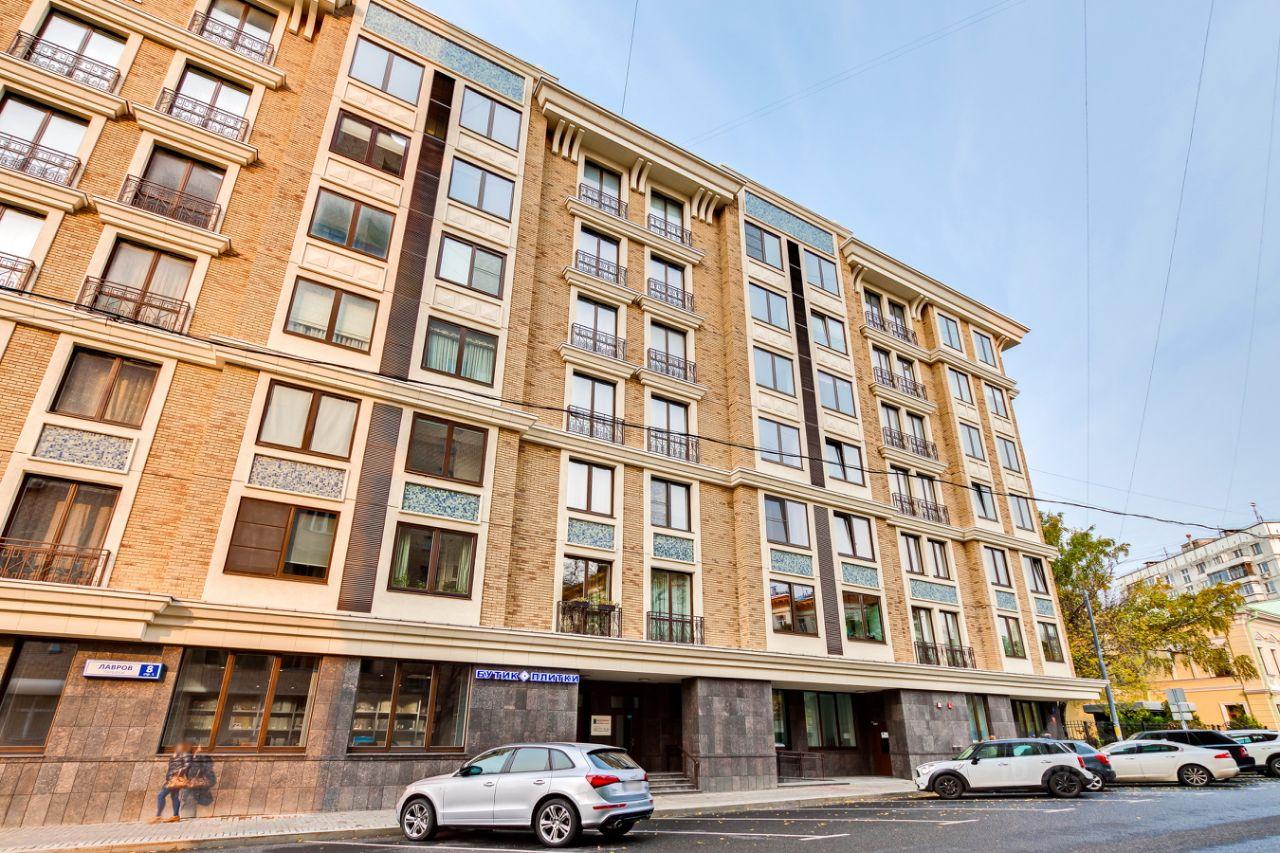 Коммерческая недвижимость Лавров переулок Аренда офиса 60 кв Тульская Малая улица