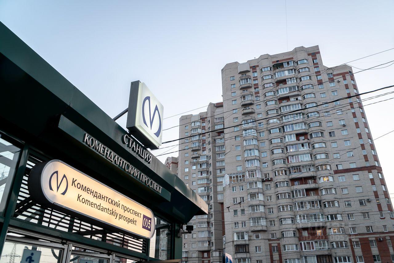 60062cf3 Сдаю однокомнатную квартиру Комендантский просп. 12к1, Санкт ...