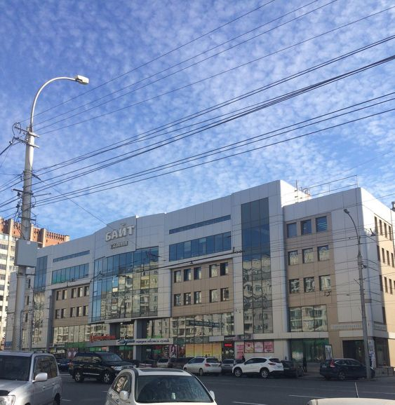 Бизнес-центр Байт-Галим