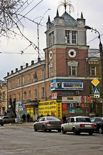 Торгово-офисный комплекс Тобол