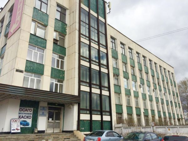 Офисное здание на Индустриальном шоссе, 37