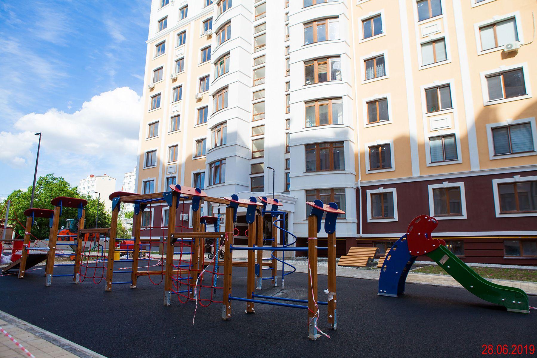 жилой комплекс Таврический
