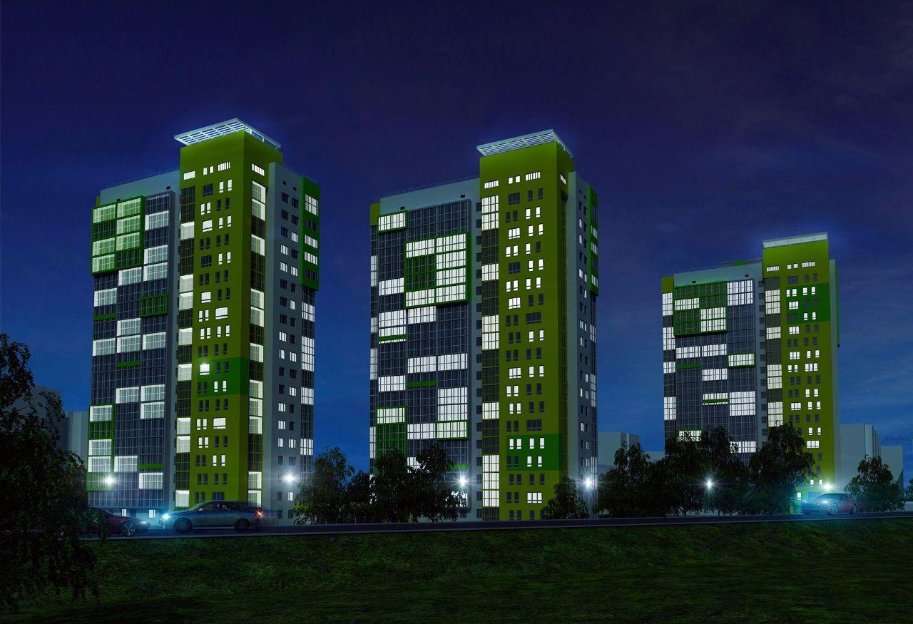 продажа квартир Экологический квартал Лайм