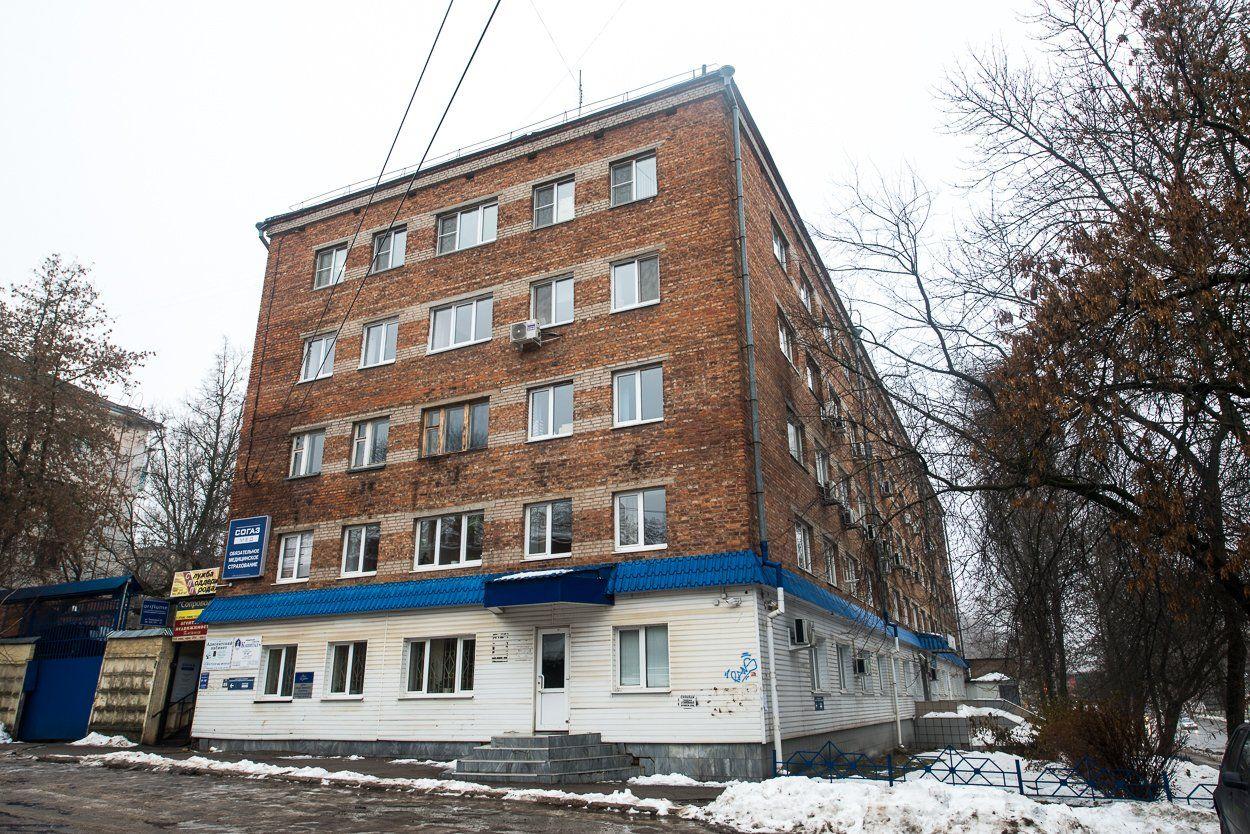 БЦ на ул. Тенишевой, 22