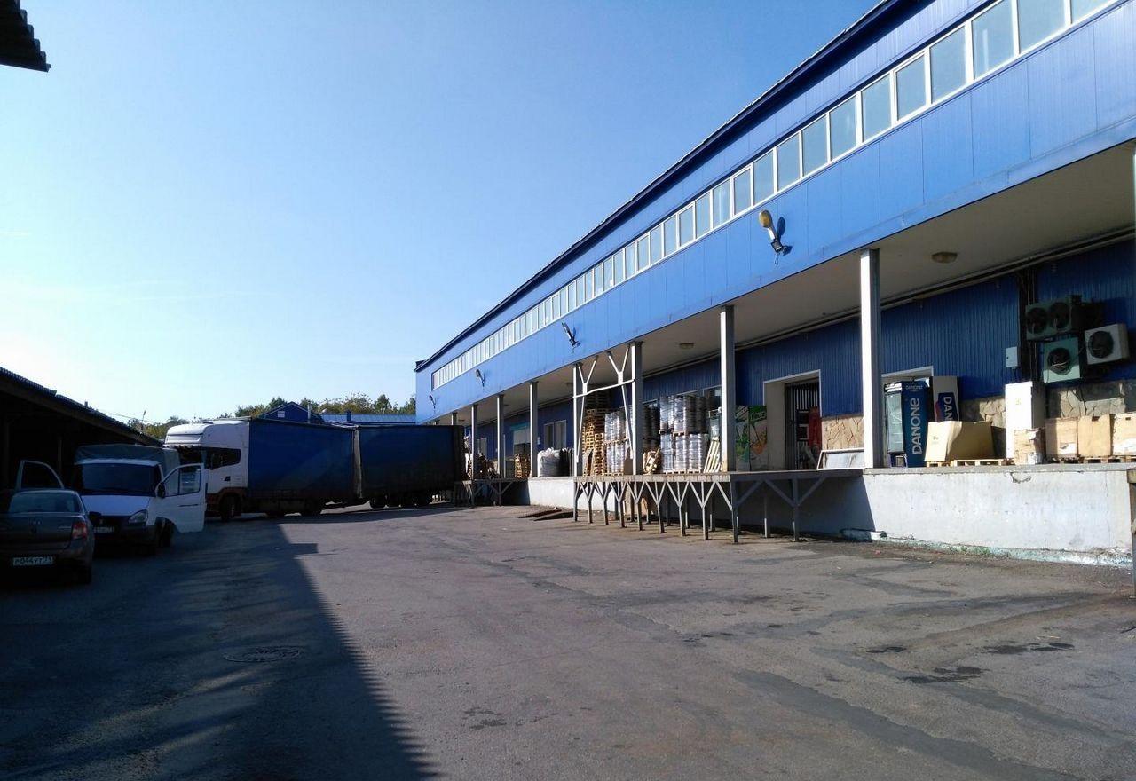 продажа помещений в БЦ в Ханинском проезде, 25