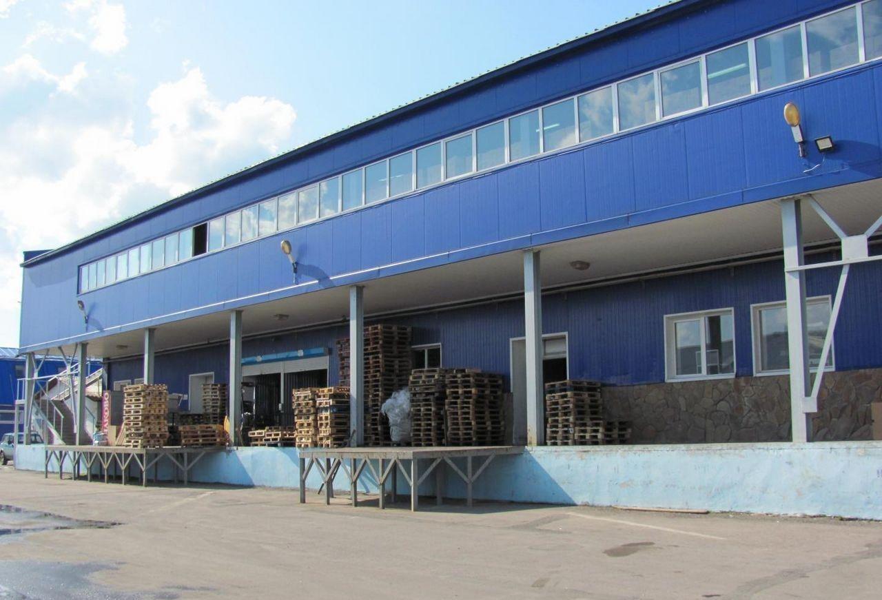 Бизнес Центр в Ханинском проезде, 25