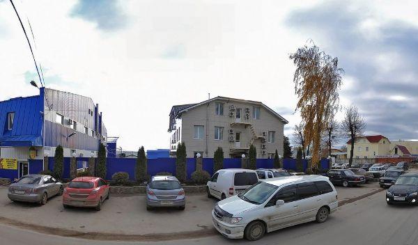 Офисно-складской комплекс в Ханинском проезде, 25