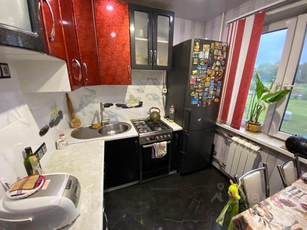 Продажа двухкомнатной квартиры 43.7м² ул. Тимирязева, 13, Ступино, Московская область - база ЦИАН, объявление 238958008