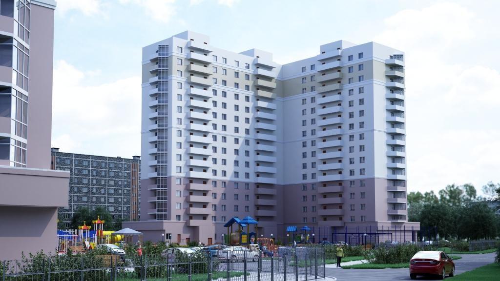 жилой комплекс на ул. Кирова