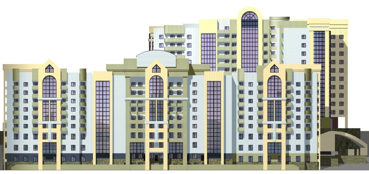 жилой комплекс Агидель