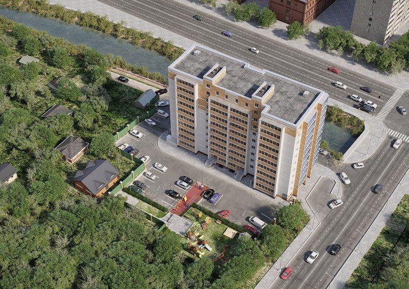 купить квартиру в ЖК Квартал 237 (Горького, 65)