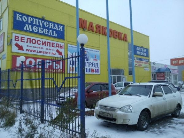 Специализированный торговый центр Маяковка