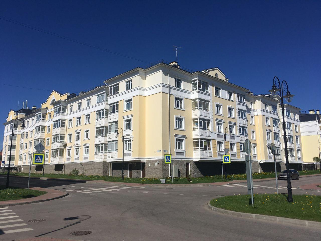 жилой комплекс Александровский