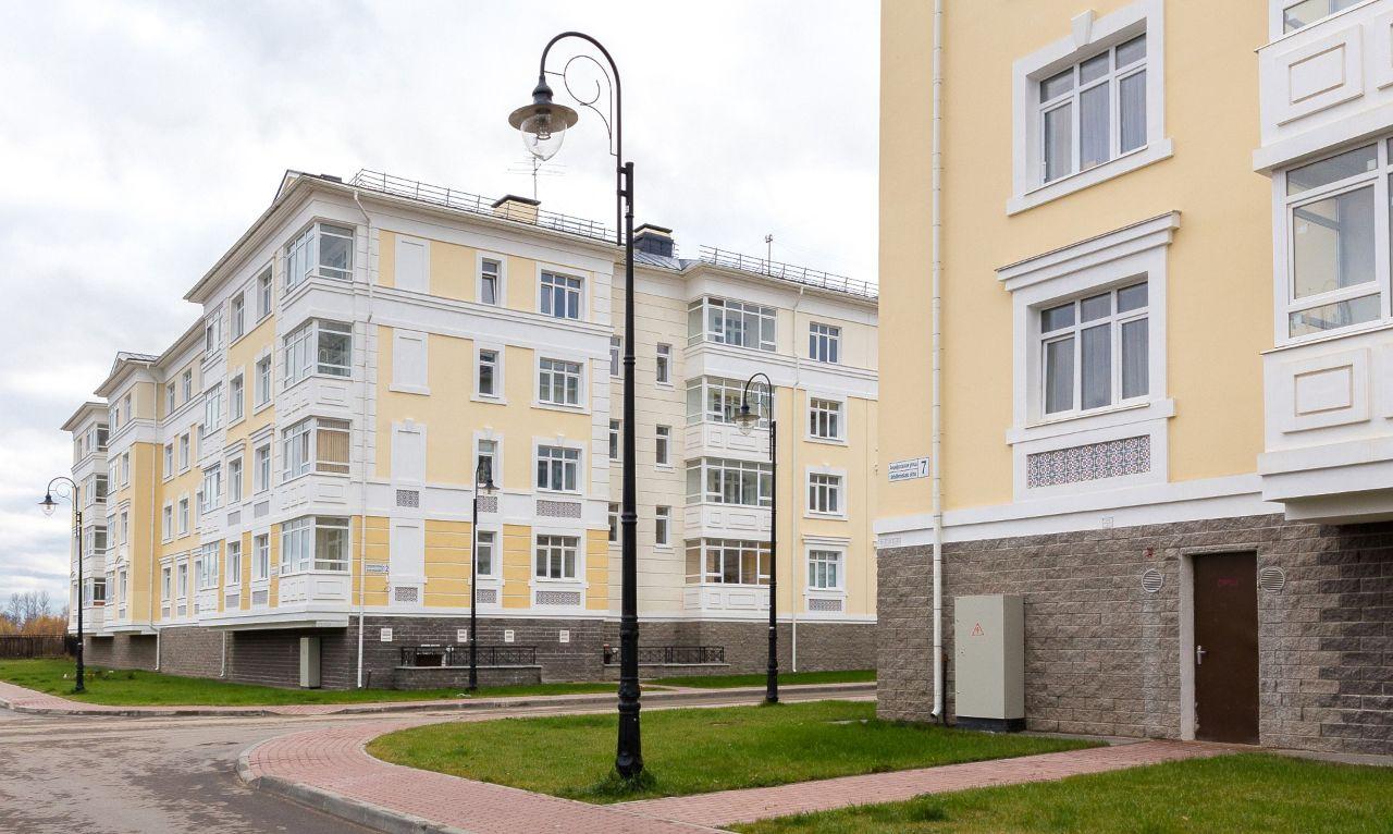 купить квартиру в ЖК Александровский