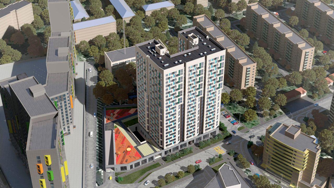 жилой комплекс Мытищи-Холл