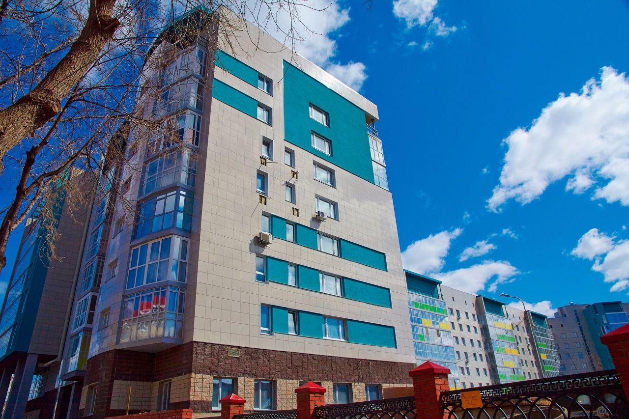 продажа квартир Дом на Новомостовой