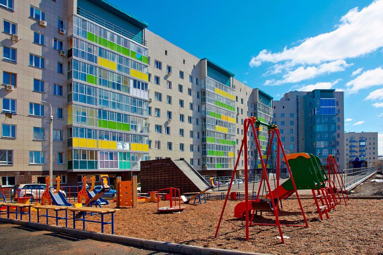 жилой комплекс Дом на Новомостовой