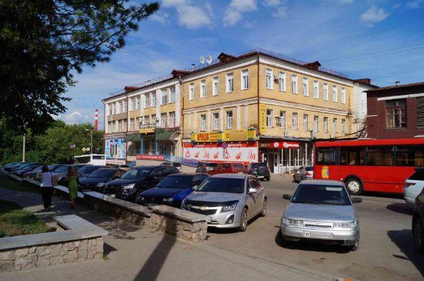 Торгово-офисный комплекс Крин