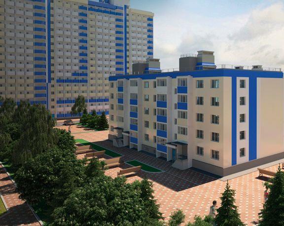 купить квартиру в ЖК Тулинское