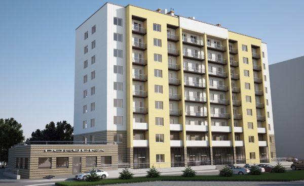 2-я Фотография ЖК «по улице Базарова»