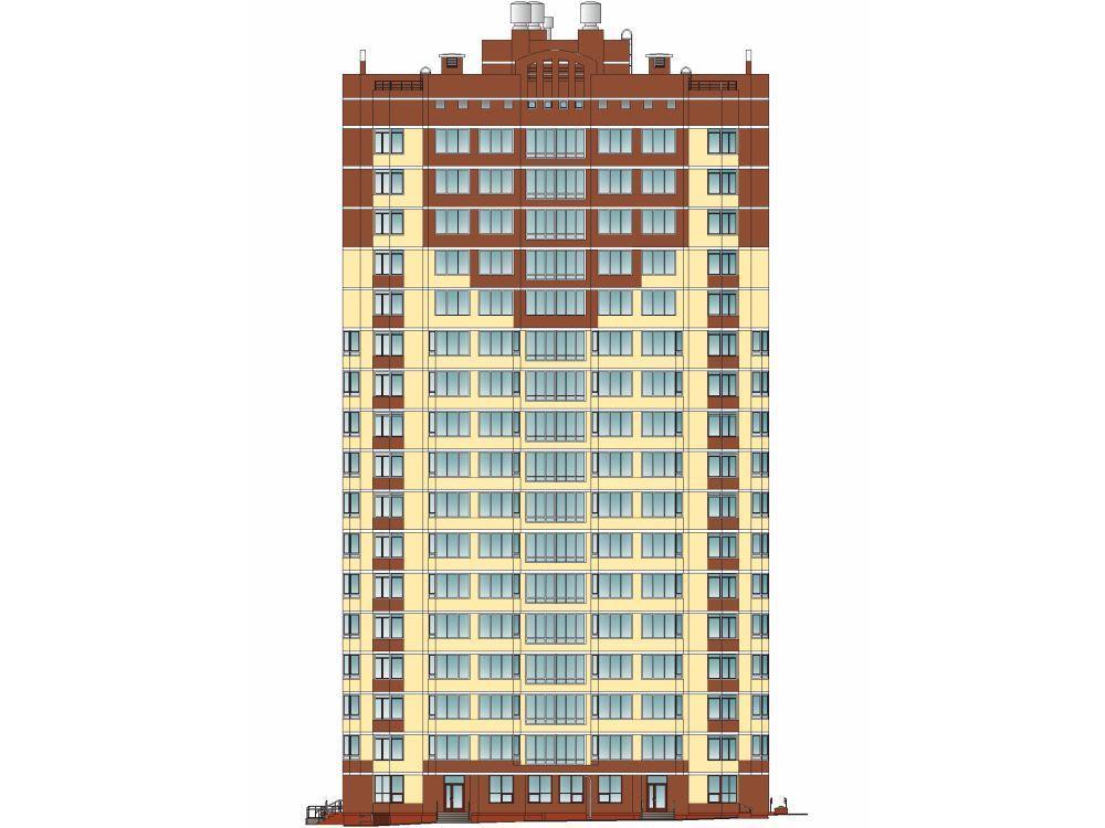 купить квартиру в ЖК Хлебозаводская улица 43а