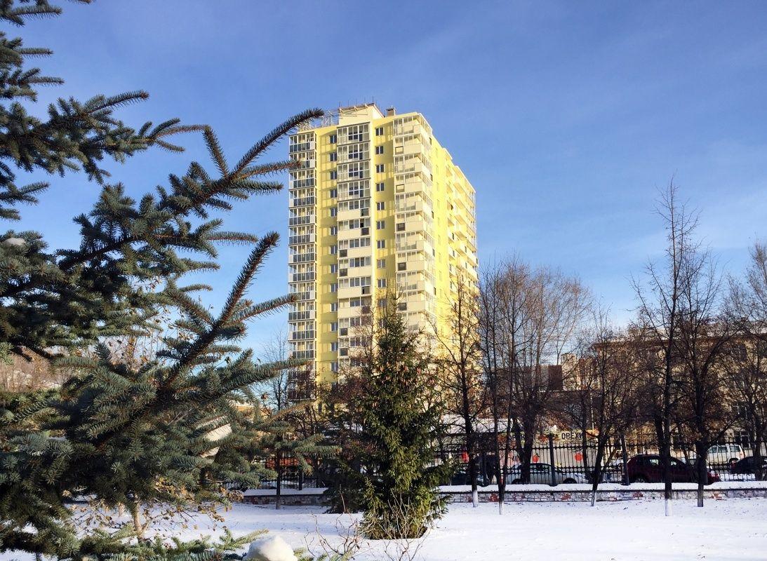 фото ЖК по ул. Доватова