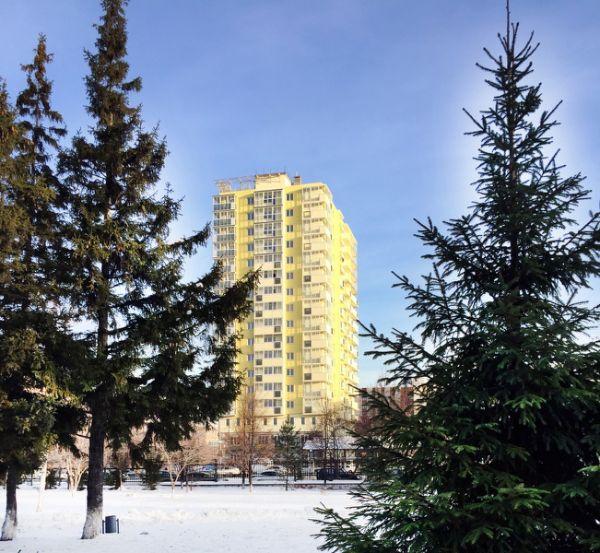 2-я Фотография ЖК «по ул. Доватова»