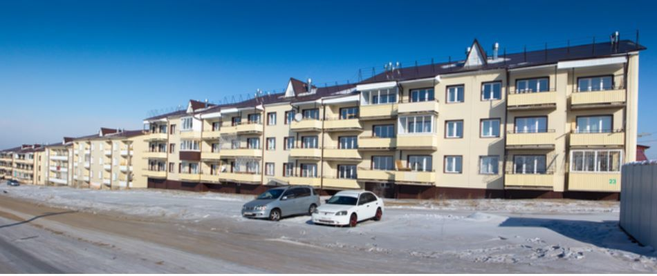купить квартиру в ЖК 105-й микрорайон