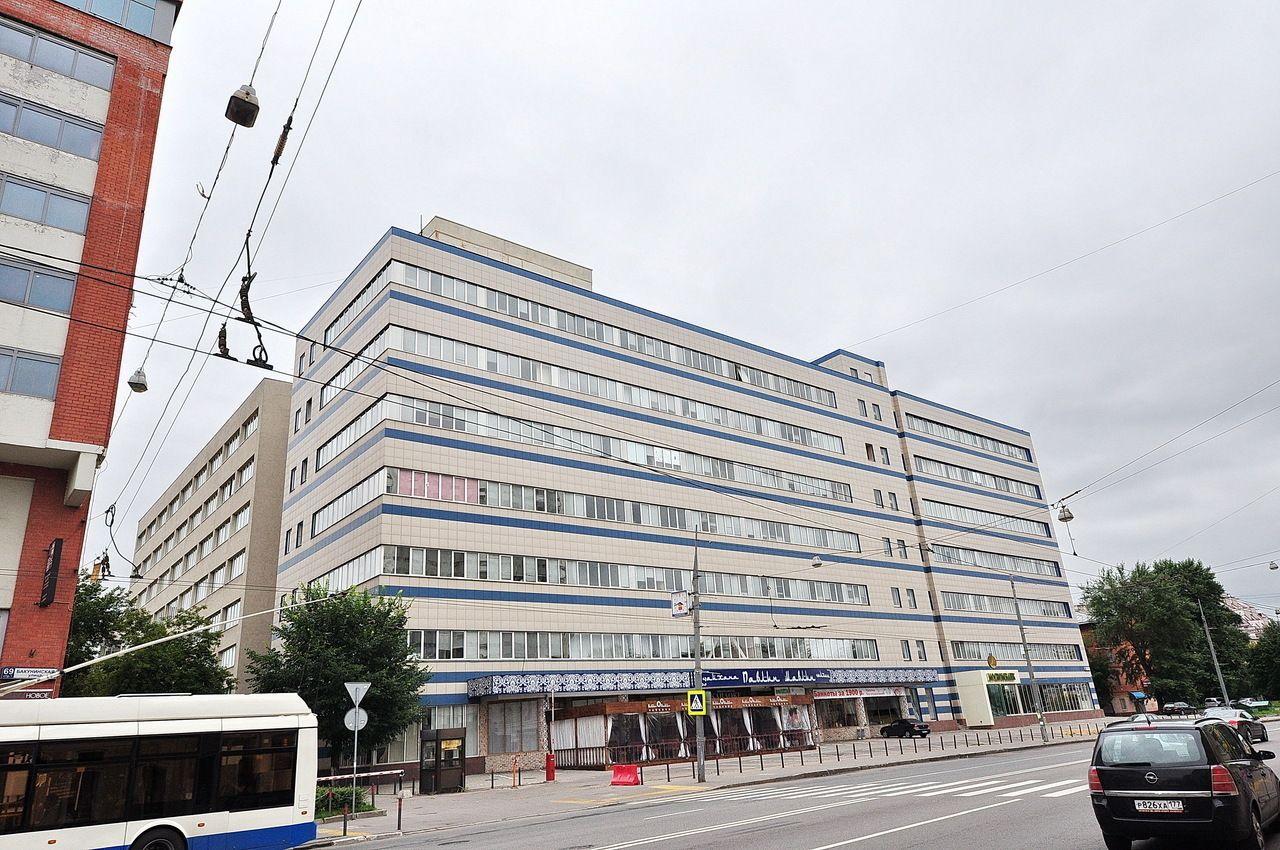 Арендовать офис Бакунинская улица портал поиска помещений для офиса Гримау улица