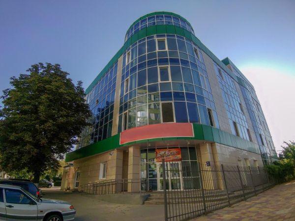 Бизнес-центр на ул. Свободная, 50