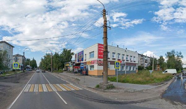 Торговый центр на ул. Адмирала Кузнецова, 2к1