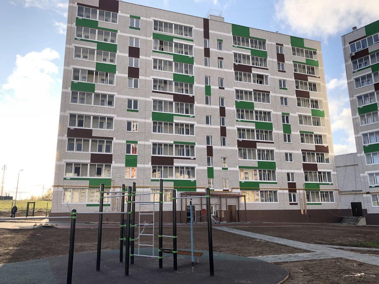 купить квартиру в ЖК по ул. Гурьянова