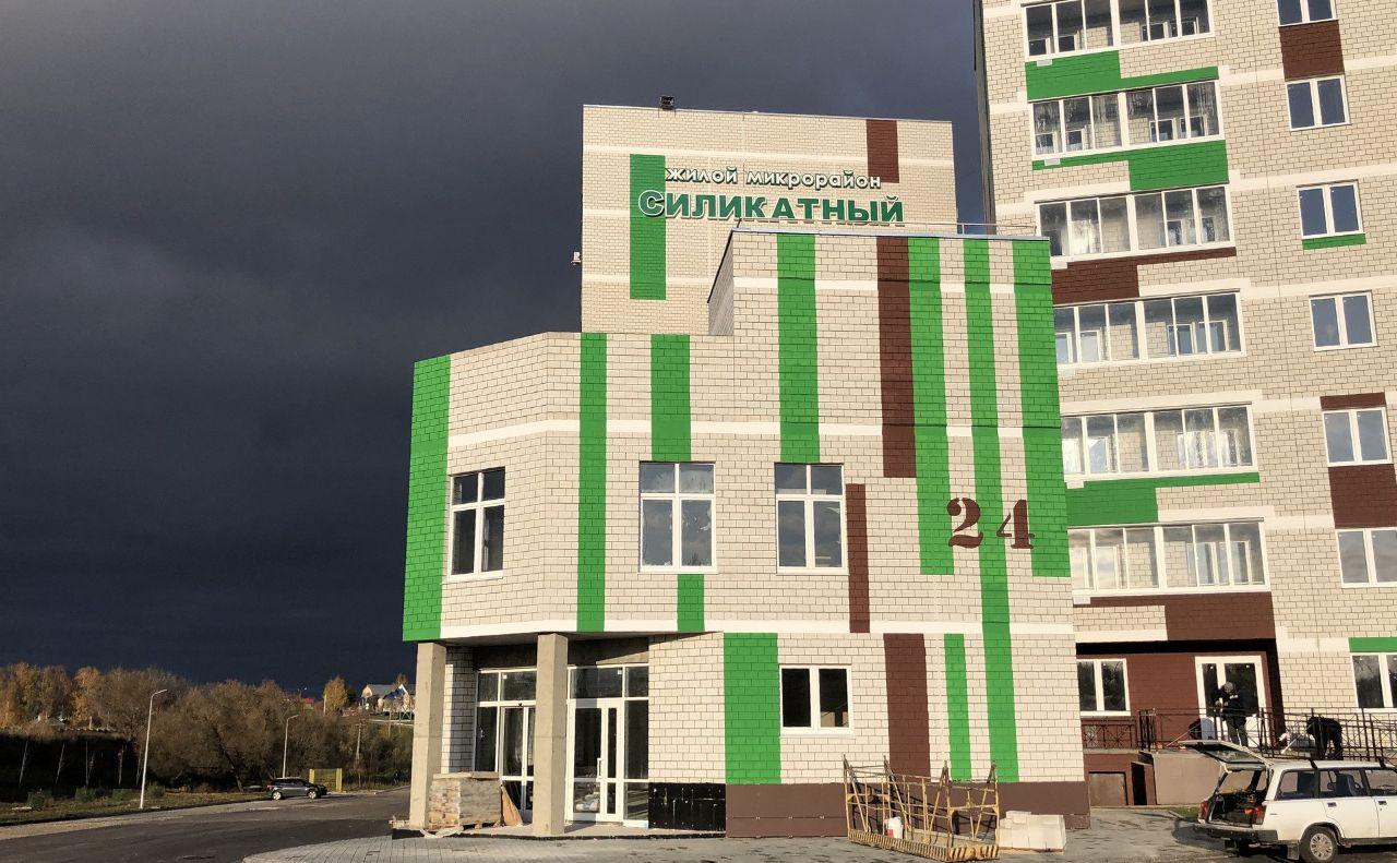 жилой комплекс по ул. Гурьянова