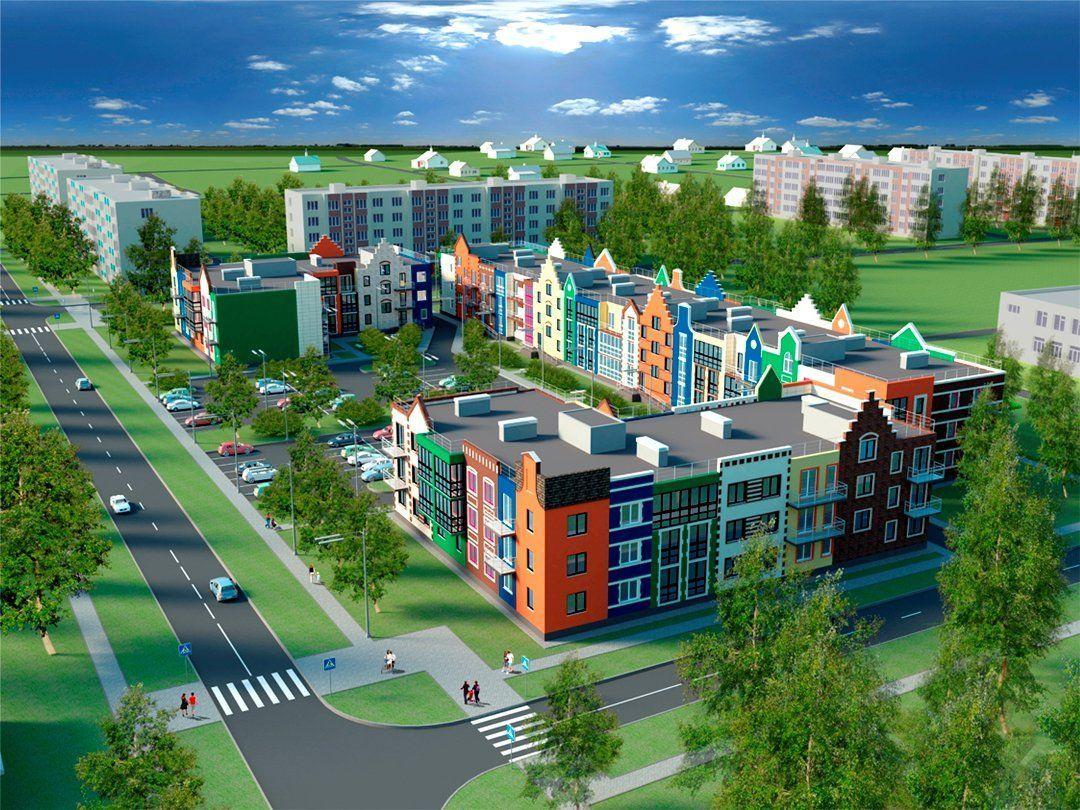 жилой комплекс Бельгийский квартал