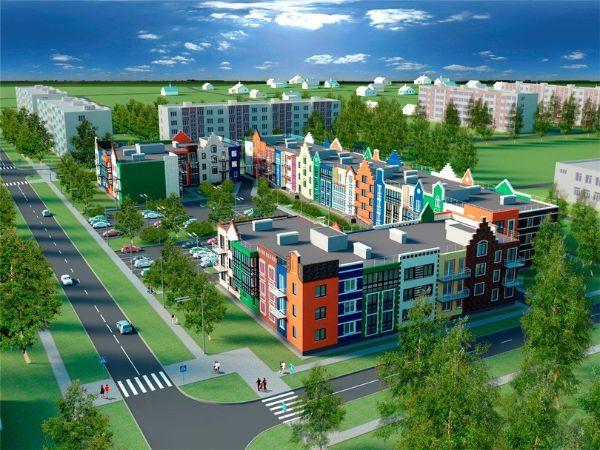 2-я Фотография ЖК «Бельгийский квартал»