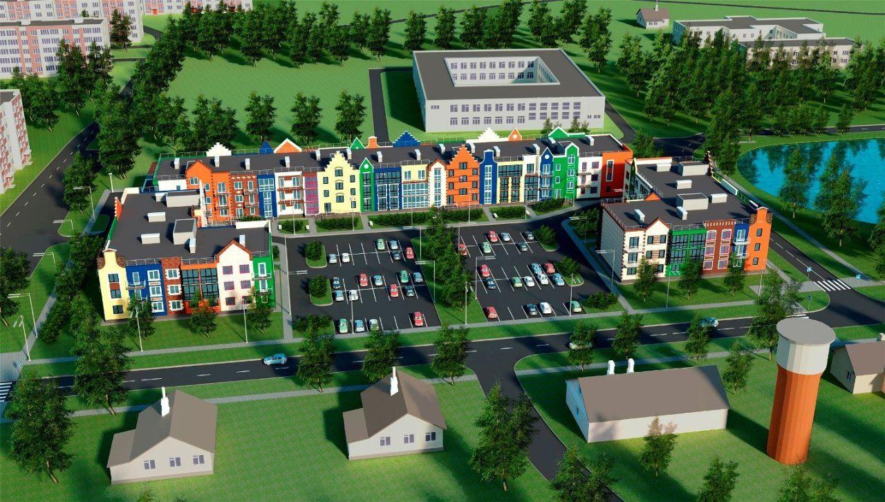 купить квартиру в ЖК Бельгийский квартал