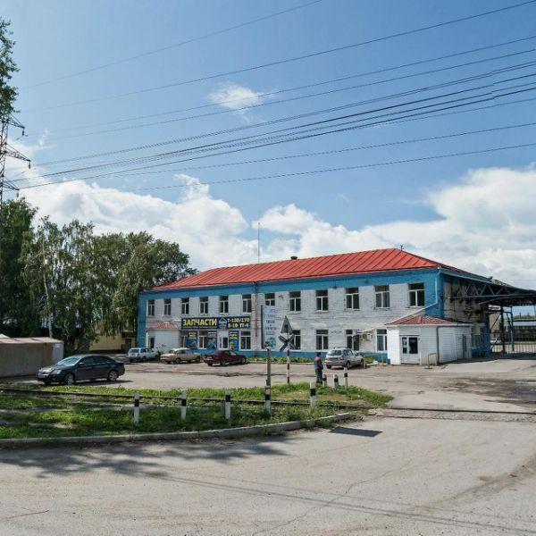 Отдельно стоящее здание на ул. Мичурина, 16