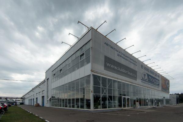Торгово-складской комплекс Краснознаменск