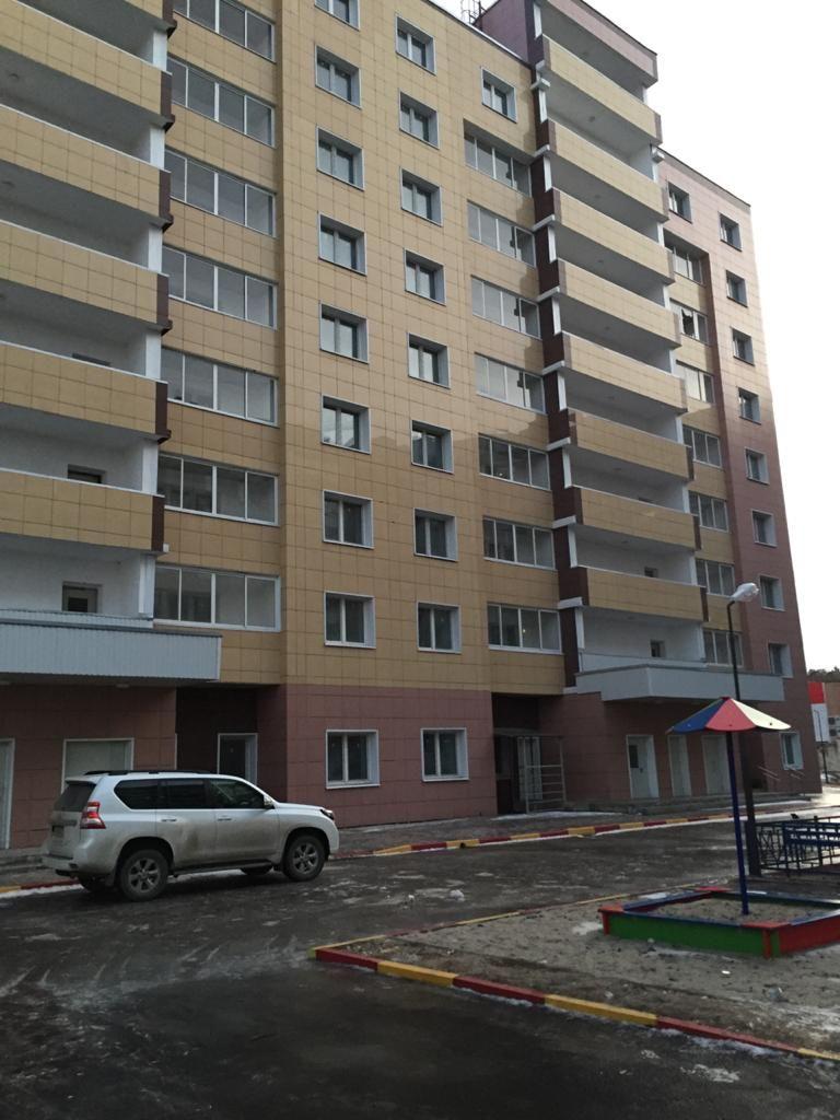 жилой комплекс по ул. 3-го Интернационала, 86